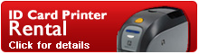ID Card Printer Rental
